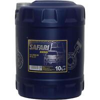 10 Liter Original MANNOL Motoröl Safari 20W-50 Engine Oil Öl