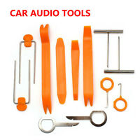 12Pcs/Set Car Install Removal Tools for Radio Door Clip Panel Dash Audio Stereo