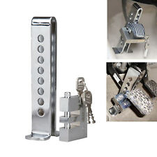 Security Brake Clutch Lock Anti-theft Pedal Lock Car Stainless Steel Truck