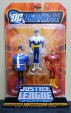 Justice League Unlimited Captain Cold (3-Pack) ***VHTF***