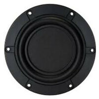 "NEW 4.25"" Woofer Speaker.Full Range Driver.8ohm Driver.Home Audio Project.4in"