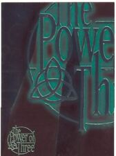 Charmed Power Of The Three The Power Of Three Chase Card P7