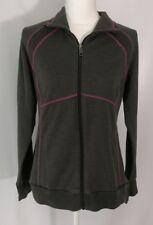 Columbia Women's Gray Zip Up Jacket Medium