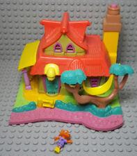Light-Up Kitty House - Polly Pocket - BlueBird 1994