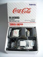 Tomica Limited Vintage Neo Coca Cola 1/64 Blue Bird Super Silhouette 1984 White