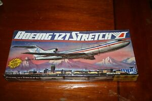MPC 1/144 BOEING 727 stretch American Airlines Factory sealed !