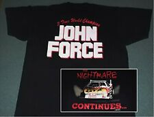 john force 3 time NHRA champ  (nightmare)