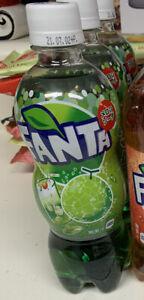 Fanta Green Melon Japanese Soda (Pack Of 1) EXOTIC POP SHIPPED FROM USA!