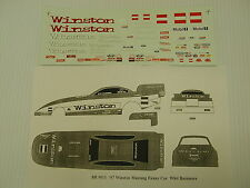 97 Winston Ford mustang Funny car Whit Bazemore  BR9011