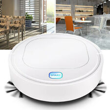 3in1 Rechargeable Robot Vacuum Cleaner Sweep for Pet Hair Auto Cleaning Sweeper