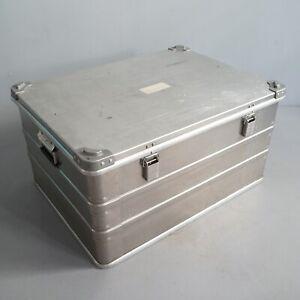 ZARGES Aluminium Transport Warehouse Box Flight Case Similar K470 16 1/8x30