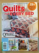 Quilts For Every Bed June 2014 FREE SHIPPING, 19 Projects To Fit All Bed Sizes