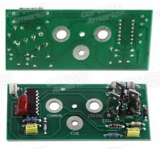 75-77 Corvette NEW Tachometer Printed Circuit Board X2484