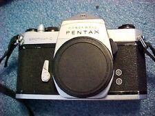 Pentax Spotmatic H Honeywell Camera Body With Case