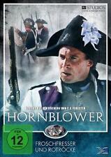 DVD Hornblower Froschfresser und Rotröcke NEU