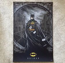 Batman 1989 Ken Taylor Rare Limited Edition Variant Movie Poster Print Mondo 300