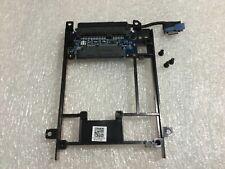 New listing Genuine Dell Latitude E7450 mSata Ssd to Sata Hdd Caddy And Cable Fcn4M Zbu10