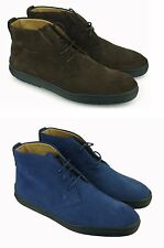 TOD'S MEN'S SHOES POLACCHINI $600 ANKLE BOOTS  男鞋 100%AUTENT