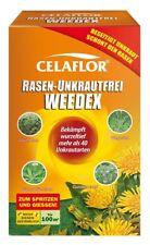 Celaflor Rasen Unkrautfrei Weedex Unkraut Vernichter für 100 m²
