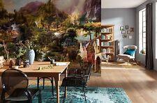 NON tissé papier peint géant 368x248cm Heritage peinture design