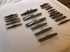 Tootsie Toy Aircraft Carriers And Other Collectable Ships