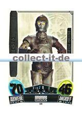 Force Attax Movie Cards 3 LE8 - C-3PO - Limitierte Auflage