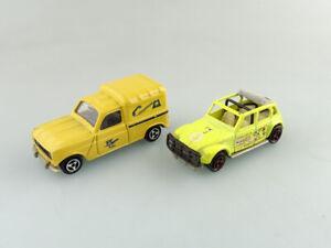 2x Majorette diverse Fahrzeuge #225