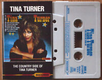TINA TURNER - THE COUNTRY SIDE OF (SUCCESS 2110) EUROPE CASSETTE TAPE