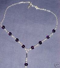 Amethyst Necklace South-East Asian Jewellery