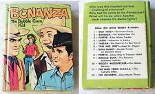 Bonanza the Bubble Gum KID. 1967 USA a Big Little Book