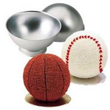 Wilton Sports Ball 3-D Cake Pan NEW 2105-6506 SPORTS