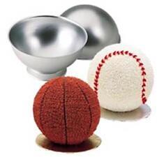 Wilton Sports Ball 3-D Cake Pan New 2105-6506 Sports