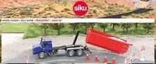SIKU Plastic Diecast Trailers