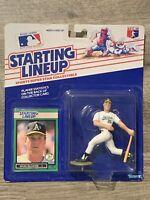 Kenner Mark McGwire 1989 Edition Starting Lineup MLB Baseball Oakland A's