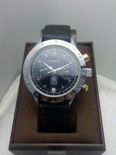 POLJOT CHEKIST KGB RUSSIAN CCCP MILITARY CHRONOGRAPH WRIIST WATCH BLACK-1990's