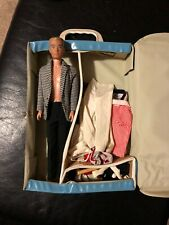 Vintage 1960s Mattel Barbie Ken Doll, Clothing, Accessories and Case Lot - Nice
