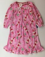 NWT $35-Girls The Elf on the Shelf Fleece 2 Pc Christmas Winter Pajamas 3T /& 4T