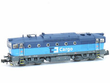 Minitrix 16732 - DCC Sound Diesellok Serie 750 CD Cargo - Spur N - NEU