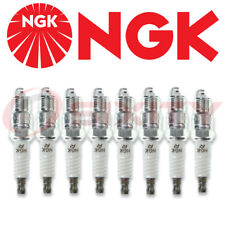 (SET OF 8) NGK 6630/UR4 V-POWER PREMIUM COPPER SPARK PLUGS