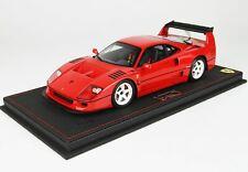 BBR Ferrari F40 By Michelotto rot Limited Edition 40 1/18