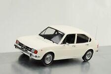 1974 Alfa Romeo Alfasud 1.3 Blanco 1:18 Kk Diecast