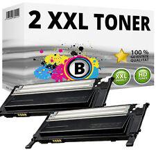 2x XXL TONER PATRONEN für Samsung CLP-310N CLP-315W CLX-3170FN CLX-3175FN Set
