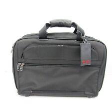 Tumi Ballistic Nylon Carry-On Travel Case Suit Commuter Overnight Bag 22121D4