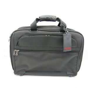 Tumi Ballistic Nylon Carry-On Travel Case Suit Commuter Overnight Bag 22121D4