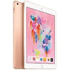 """Apple iPad 6 6th Gen 9.7"""" WiFi 128GB 2018 A1893 Gold Grey Silver AU Stk RRP $599"""