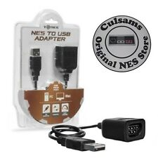 NEW NINTENDO NES CONTROLLER TO USB ADAPTER FOR WINDOWS OR MAC WITH GUARANTEE