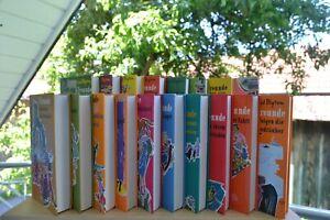 5 Freunde 18 Bücher + 2 x Rätsel von Enyd Blyton, Originale, Deutsch, 1953-1967