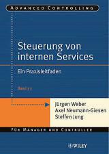 Weber-Steuerung interner Servicebereiche BOOK NEW