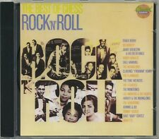 The Best of Chess Rock 'n' Roll CD Jackie Brenston Moonglows Flamingos Sensations