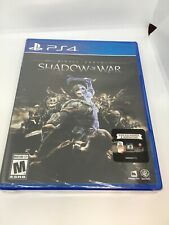 Middle-earth: Shadow of War (PlayStation 4, PS4)